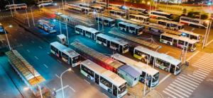 Buses in Chongqing