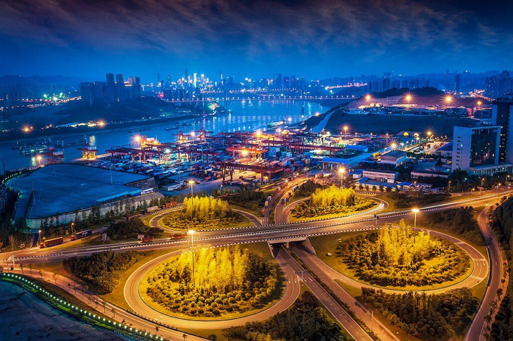 Chongqing Cuntan Bonded Port