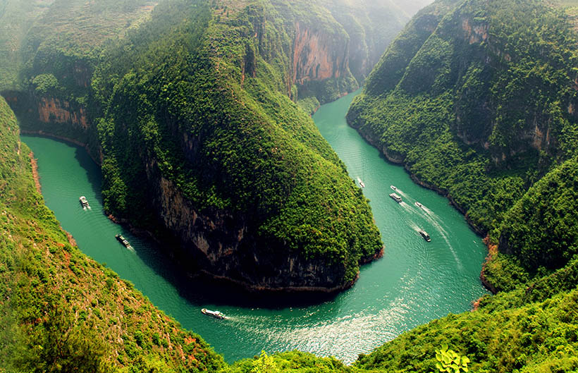 dicui-gorge-three-gorges-tour