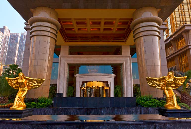 iChongqing-tourism-accommodation-sheraton-front-gate