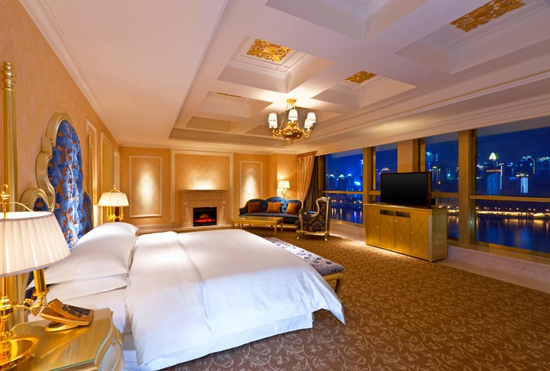 iChongqing-tourism-accommodation-sheraton-hotel-room